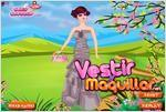 Juego  barbie spring goes out vestir a barbie