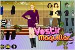 Juego beautiful actress dressup vestir a la actriz