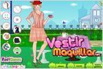 Juego  tea time stories dress up la hora del te