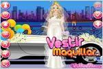 Juego modern bride dress up vestir a la novia