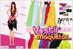 Juego  always fashion dress up siempre vestida a la moda