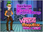 Juego monster boy dress. viste al chico monstruo