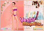 Juego  a beautiful bride dress up. vestidos de novia