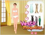 Juego  elite party dressup. fiesta de elite