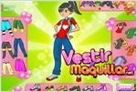 Juego  gwen dress up vestir a gwen