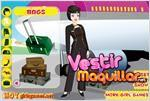Juego  hot air hostess vestir a la azafata