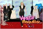 Juego  cameron diaz dress up vestir a cameron diaz