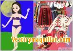 Juego  virginia dress up vestir a virginia