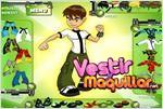 Juego  ben 10 dress up vestir a ben 10