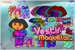 Juego  dressup dora the explorer vestir a dora la exploradora