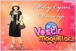 Juego  miley cyrus dress up vestir a miley cyrus