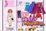 Juego  vintage barbie style dressup 2 barbie se viste de epoca estilo 2