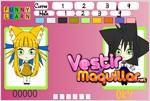 Juego  match dress up vestir a las chicas