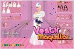 barbie wedding dress up barbie vestido de novia
