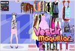 your dress up game el juego de vestir y maquillar