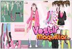 Juego  decora fashion game vestir a la moda