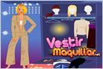 Juego  fashionista dressup game vestir a la moda