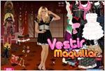 Juego beyonce dress up vestir a beyonce