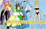 Juego  cinderella dress up vestir a cinderella