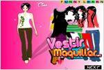 Juego  tina dress up vestir a tina