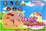 Juego hamster dress up vestir al hamster