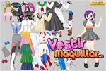 Juego barbie dress up barbie vestir