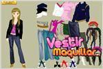 Juego  beautiful girl dress up vestir a la hermosa niña
