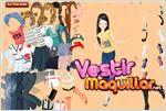 Juego  fashion girl dress up 2 viste a la joven a la moda 2