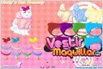 Juego cindys cat dress up vestir a la gata cindy
