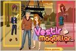 Juego couple in paris pareja de enamorados en paris