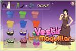Juego  desert girl dress up vestir a la princesa del desierto