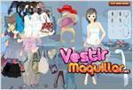 Juego  fashion in style dress up estilo de vestir