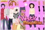 Juego  cool for school dress up vestir para ir a la escuela