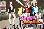 Juego  fashion surpreme dress up viste a la moda