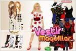 Juego  kelly clarkson dress up vestir a kelly clarkson