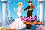 Juego  sweetie romantic wedding boda romantica