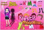 Juego  anime dress up vestir anime