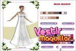 Juego  bride dress up vestido de novia