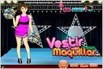 Juego cheerleader girl dress up vestido de porrista