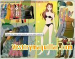 Juego  kelly dress up vestir a kelly
