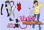 Juego  dress up vestir