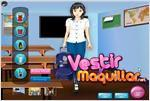 Juego  back to school dress up regreso a la escuela