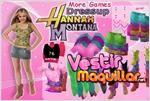 Juego hannah montana dress up estilo hannah montana
