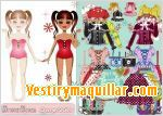Juego angel and angelica dress up vestir a angel y angelica