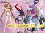 Juego  kajitama dress up vestir a kajitama