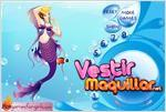 Juego  incredible little mermaid pequeña sirena increible