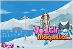 Juego  winter fashion dress up moda de invierno