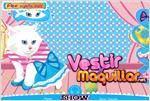 Juego lovely kitty hermoso gatito