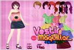 Juego  cute girl dress up chica linda