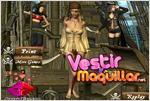 Juego  pricilla pirate girl dress up vestir a la pirata pricilla